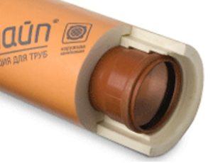 Пеноплекс для труб септика