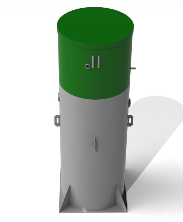Внешний вид станции биозон 2